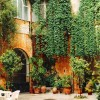 Rome, IT: Courtyard (2 of 5)